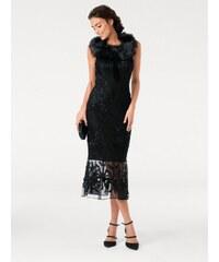heine TIMELESS Estélyi ruha HNE-043205 els Fekete fc0bd6b433