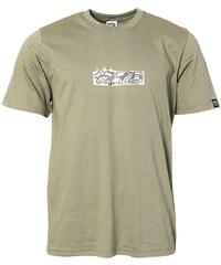 Pánské bavlněné tričko Rejoice - Gentiana Men (šedé) 61d4b20103
