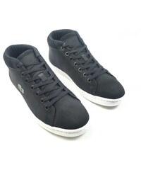 Pánské kožené boty Lacoste Chukka Černé ca4ef3f7aa