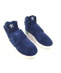 066b99efe1f Pánské boty adidas Originals Tubular Invader Modré