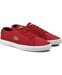 fff13b549e6 Dámské boty Lacoste Riberac Červené