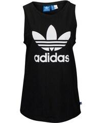 91a7415d460f Dámské tílko adidas Originals Trefoil Černé