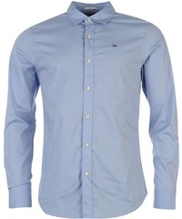 Pánská košile Tommy Hilfiger Stretch Modrá 451ea221a0a