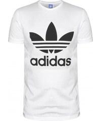 c2acffead96 Pánské triko adidas Originals Trefoil Bílé Classic. 549 Kč