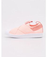 adidas Originals Superstar Slip On Clear Orange   Clear Orange   Ftwr White 619520ffa4