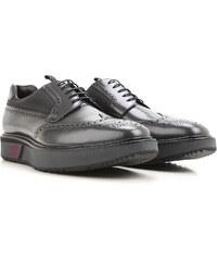 8b68fb629b Prada Šněrovací boty pro muže Oxfordky
