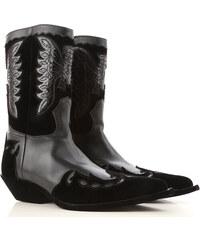 Givenchy Vysoké boty pro muže Ve výprodeji v Outletu 6b6cffe0d9