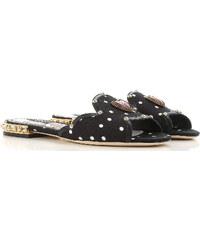 3a8c8ad269ef Dolce   Gabbana Sandály pro ženy Ve výprodeji v Outletu