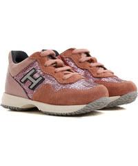 Hogan Dětské boty pro dívky Ve výprodeji 157527d71e5