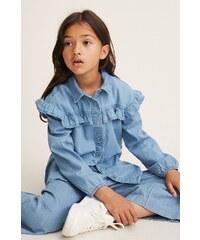 Mango Kids - Dětská košile Estrella 110-164 cm 8a057ffa08