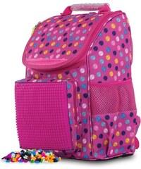 PIXIE CREW Kreativní dívčí batoh   školní aktovka pro první stupeň ZŠ 671a902f0c