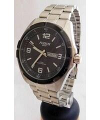 2a8ac0514bd Pánské vodotěsné odolné ocelové přehledné hodinky Foibos sport 6980.1 10ATM