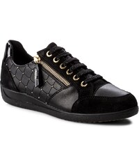 Sportcipő GEOX - D Myria B D8468B 0BC22 C9999 Black e52c6d7cbb
