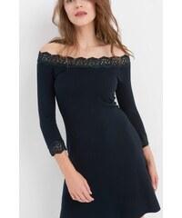 ORSAY Žerzejové šaty s krajkovou aplikací 8b75bb97f8