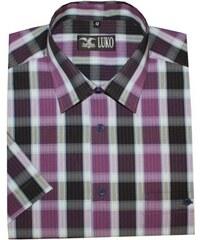 597ff4144923 Košile Luko 104103 fialová