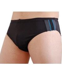 Pánské nohavičkové plavky Elasko 3823 černé. Detail produktu. Plavky Elasko  3606 černá fc91dfe5fa