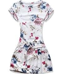 Dámské šaty Calliope bílé - bílá 888f777160