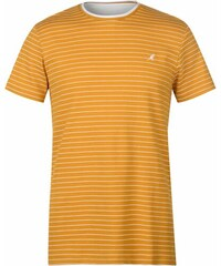 Tričko Kangol Raised Stripe T Shirt Mens fed56ffbf4