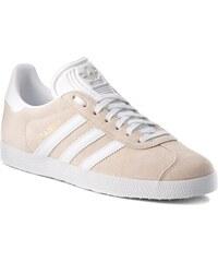 best website 53054 2408a Topánky adidas - Gazelle B41646 Linen Ftwwht Ftwwht