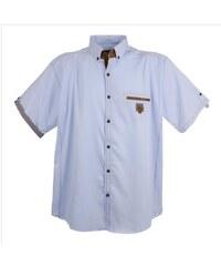 24b1ae7ea75 LAVECCHIA košile pánská 1128 nadměrná velikost