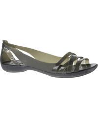 0039ee44d033 Dámske sandále Crocs ISABELLA Huarache modrá   zlatá 36-37 - Glami.sk