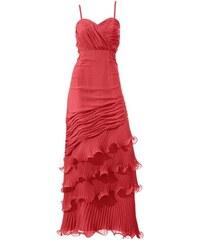 6dda07ead725 heine CASUAL Džersejové šaty koralová - Glami.sk
