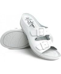 11c6f9229c67 Biele Zlacnené Dámske topánky z obchodu Batz.sk - Glami.sk