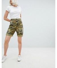 5e8553f261b ASOS DESIGN Balloon Shorts In Camo Print - Camo