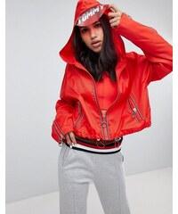 Tommy Hilfiger Gigi Hadid Visor Jacket - Flame scarlet 6e123f8c8d