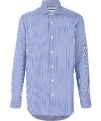 bb678a8852 Fashion Clinic Timeless gingham check shirt - Blue