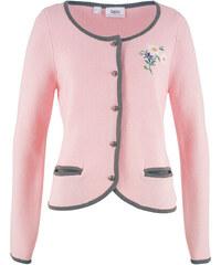 fef828381f43 Bonprix Krojový sveter s výšivkou