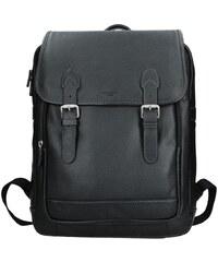 Pánský kožený batoh Hexagona 465455 54f887dfb6