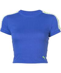 6596f30d13fe Fenty X Puma cropped T-shirt - Blue