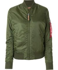 Alpha Industries aviator bomber jacket - Green b67e669f07