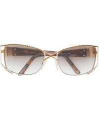 Cazal rectangle frame sunglasses - Metallic 182e08f78ba