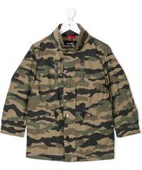 Diesel Kids camouflage print jacket - Neutrals 6325edc09f1