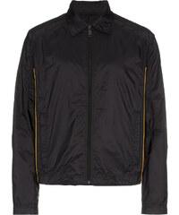 Prada black bordeux nylon windbreaker 425596c9a58