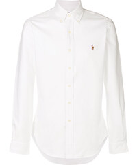 6e7a98e0e76e Polo Ralph Lauren slim fit shirt - White