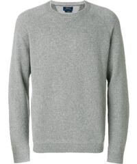 865903ca48e Polo Ralph Lauren ribbed trim sweatshirt - Grey