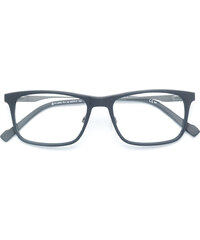 Pierre Cardin Eyewear square frame glasses - Blue 6ed8540f335