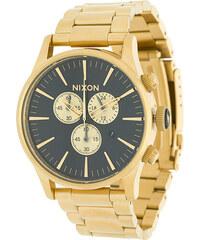 Nixon classy black sunray watch - Metallic fe04767d43