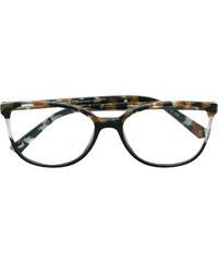 4bbaa383c5 Etnia Barcelona tortoiseshell round glasses - Black