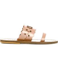 42716a45cbfc Solange Sandals double-strap sandals - Pink