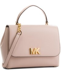 Kabelka MICHAEL MICHAEL KORS - Mott 30S8GOXS2L Soft Pink 156f66f1ddf