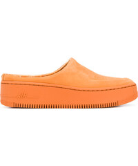 Nike AF1 Lover slip-on sneakers - Yellow   Orange 4566cbb05f