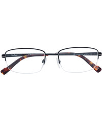 Pierre Cardin Eyewear square-frame glasses - Black 5a6f713056e