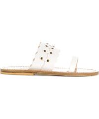 c77aa0e531a3 Solange Sandals double-strap sandals - White
