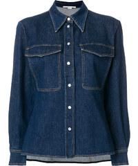 6b2ce8cd848b Stella McCartney Reina organic denim shirt - Blue