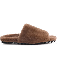 Peter Non slip on sandals - Brown 571055fa3b