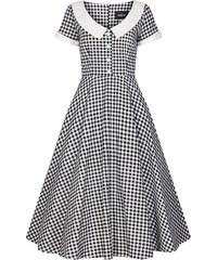 45e6c1cd5ef COLLECTIF Dámské retro šaty Madeline kostka